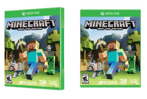 Xbox One Minecraft minecraft xbox one edition hits retail stores this november