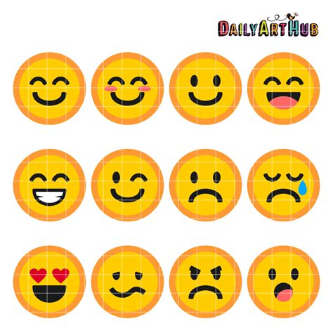 emoticons printable list emoticons collage clip art emoticons symbols clipart