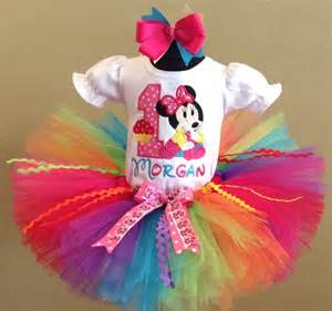 Minnie mouse 2nd birthday tutus images amp pictures becuo