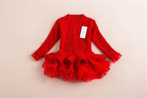christmas pattern dresses 2015 2015 baby girls christmas sweater dress costume children