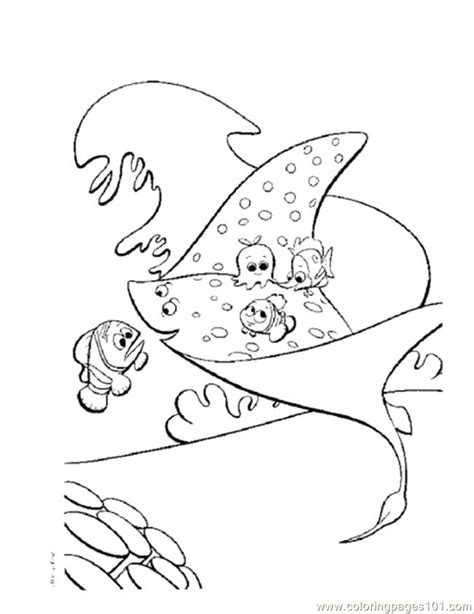 finding nemo coloring pages anglerfish finding nemo coloring pages finding coloring pages 2