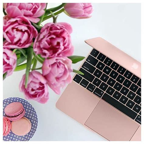 girly wallpaper for macbook air rose gold macbook air kate spade giveaway g i v e a w