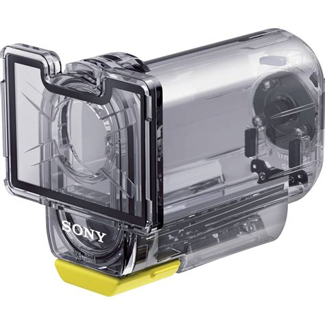 action housing sony underwater dive housing for action cam mpkas3 b h photo
