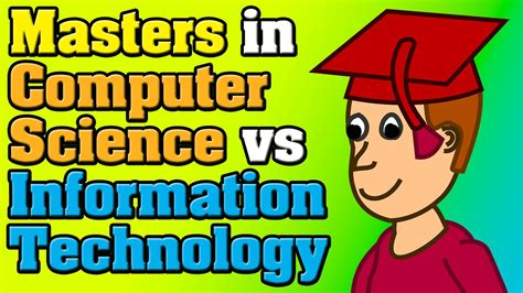 Mba Vs Computer Science by Should I Get Masters In Computer Science Vs Information