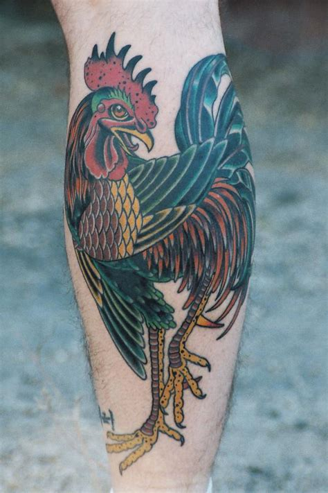 fighting rooster tattoo rooster tattoos designs ideas and meaning tattoos for you