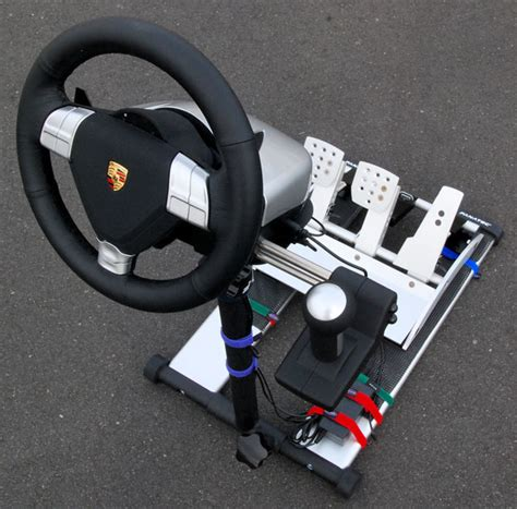 Fanatec Porsche 911 Turbo S by Simhq Review The Fanatec Porsche 911 Turbo S Wheel And