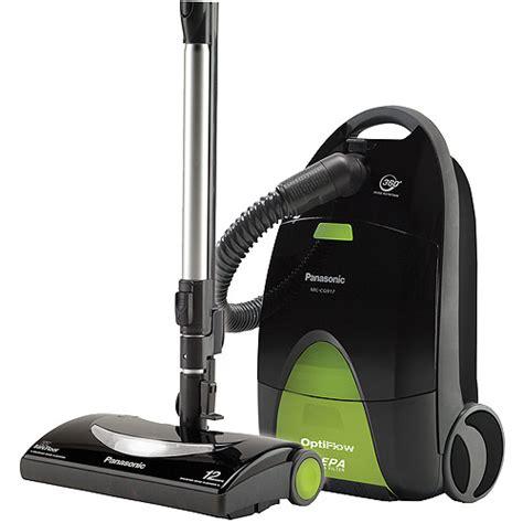 Vacuum Cleaner Panasonic review of panasonic mc cg917 bag canister vacuum cleaner