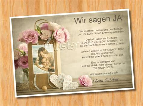 Hochzeit 43 Jahre by Einladungskarten Hochzeit