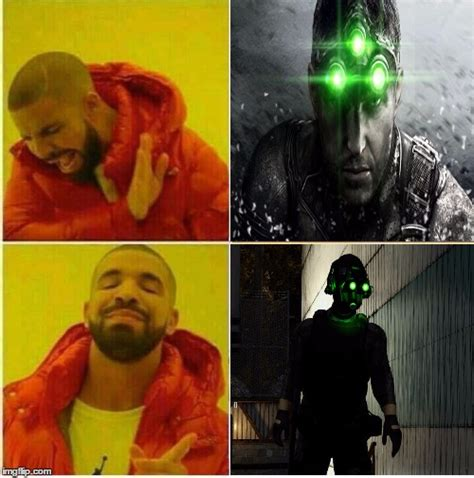 Splinter Cell Meme - sneakybois imgflip