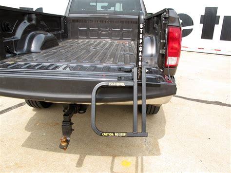 truck bedding 2016 ram 2500 convert a ball step gate universal truck