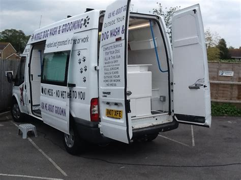 mobile groomers grooming vans for sale uk autos post