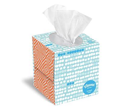 Box Tissue Mobil 8 kleenex 174 fit 174 tissues