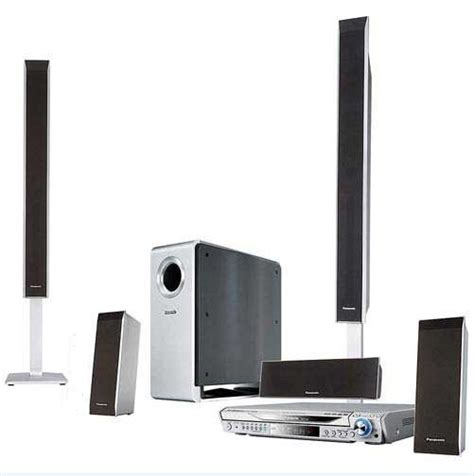 panasonic sc ht940 5 1 channel home theater system 1200