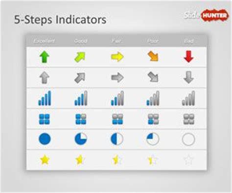 powerpoint templates for kpi slide design templates and shape on pinterest