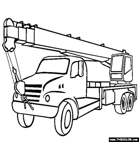 free coloring pages cars and trucks trucks coloring pages page 1