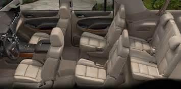 Interior Suburban 2015 Chevrolet Suburban Interior Photos Chevrolet Canada