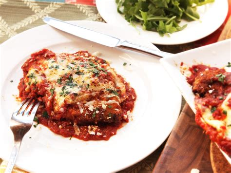 the food lab for the best chicken parmesan take a lesson