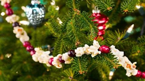 how to string popcorn on christmas tree 301 moved permanently