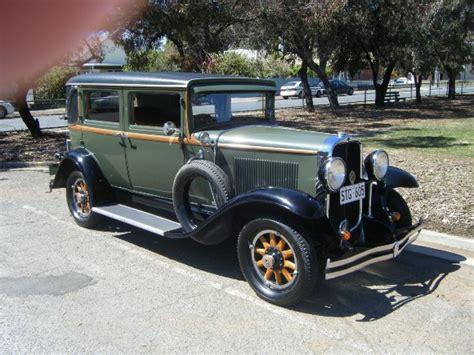 1930 Buick Marquette Buick Marquette Sedan 1930 Rainsfords Collectable Cars