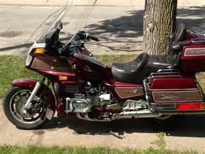 1987 Honda Goldwing 1987 Honda Goldwing Aspencade 1200a For Sale On 2040 Motos