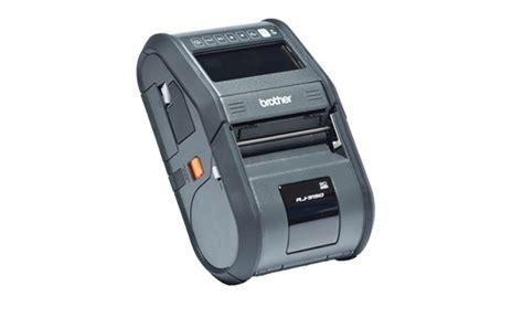 rugged portable printer rj 3150 rugged mobile printer wireless uk