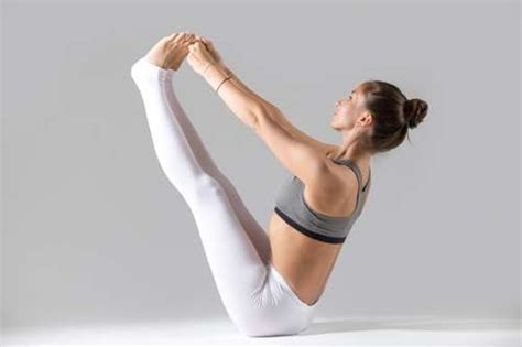 boat pose using a strap 7 difficult yoga poses that strengthen your core in just