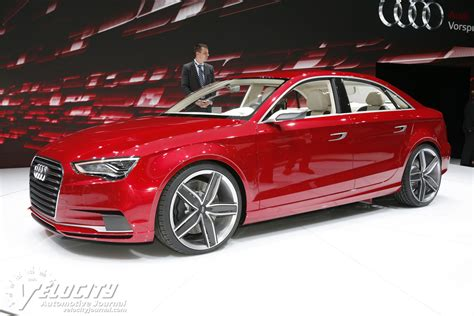 Audi A3 Concept by 2011 Audi A3 Concept Related Infomation Specifications