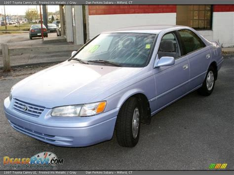 1997 Toyota Camry Pictures 1997 Toyota Camry Le Frosted Iris Metallic Gray Photo 1