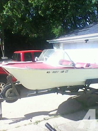 fishing boat for sale janesville wi classic boat for sale in janesville wisconsin