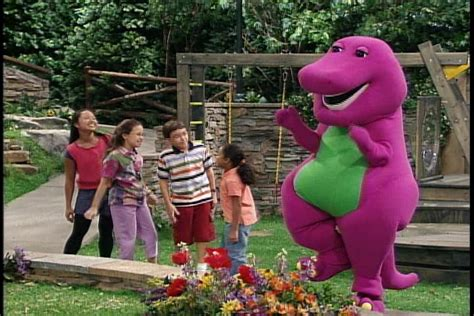 Mr 7 Yea Come Read With Me image dancingwontyoucomeandjoinme jpg barney wiki