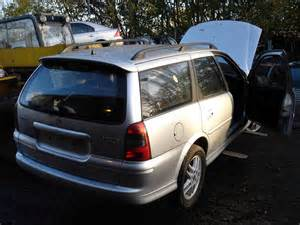 Vauxhall Vectra Spares Vauxhall Vectra 2002 2 6 V6 Estate For Breaking For Spares