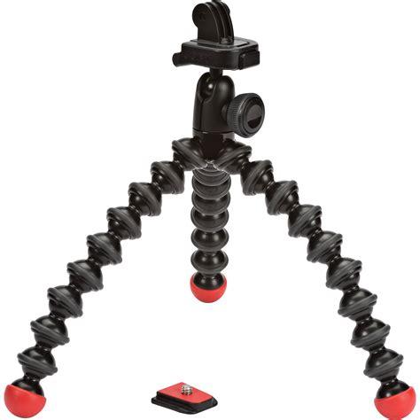Tripod Gorillapod joby gorillapod tripod with gopro mount jb01300 b h photo