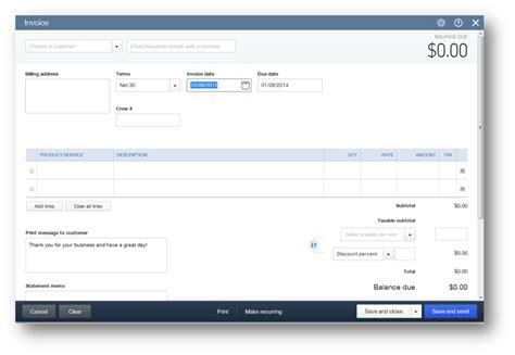 quickbooks tutorial download quickbooks online invoice invoice design inspiration