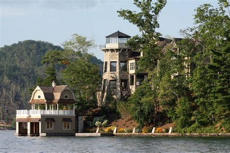 Nick Saban S House On Lake Burton Ga Rabun My Home
