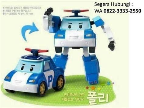 Mobil Baterai 8986 Transformer Robocar Mainan Anak istimewa wa 62 822 3333 2550 mobil transformer mobil mainan anak