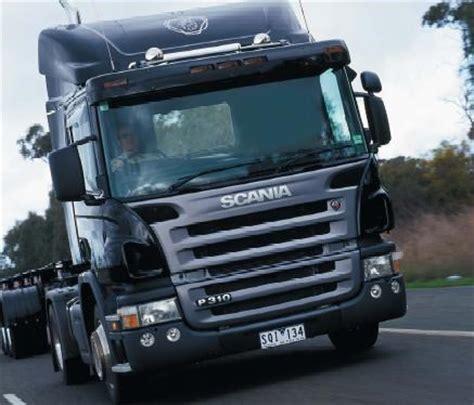 scania p310 trucks on road trucks power 282kw specification