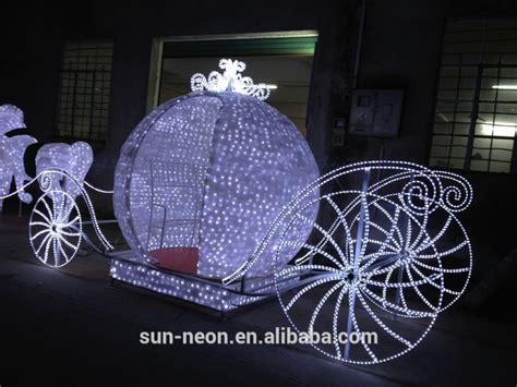 lighted horse and carriage outdoor outdoor christmas decoration horse carriage buy