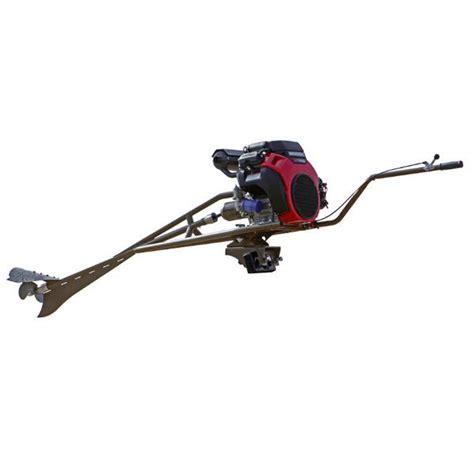 mud dog boat motor backwater swomp gx690 longtail mud motor canadian