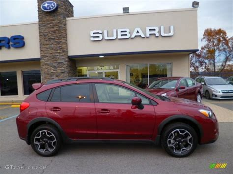 subaru crosstrek 2016 red when will the 2016 subaru crosstrek be available 2017