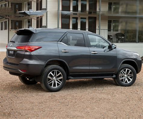 New Toyota Fortuner 2017 Toyota Fortuner Release Date Redesign And Interior
