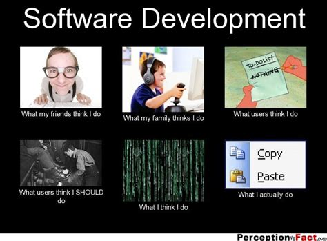 Meme Software - software developer meme memes