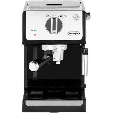 Delonghi Ecp31 21 Espresso Coffee Machine Black de longhi ecp33 21 traditional espresso coffee machine 15 bar black 8004399329355 ebay