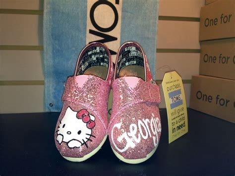 Girls Kitty And Toms On - 14 best botas para ni 241 as images on pinterest for kids