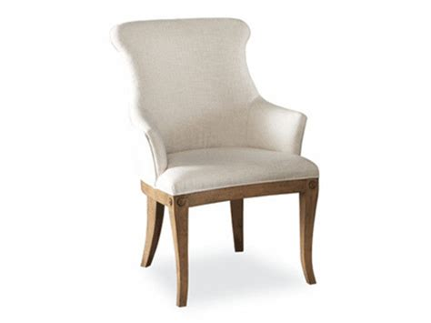 White Upholstered Chairs Design Ideas Upholstered Dining Chairs With Arms Designs Decofurnish