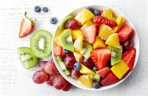fruit salad rainbow fruit salad recipe sparkrecipes