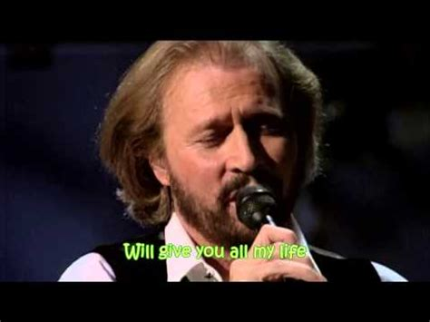 bee gees words lyrics traducao bee gees with dion immortality with lyrics doovi
