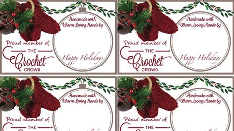 Charitable Gift Cards - charity gift cards for this holiday season the crochet crowd 174