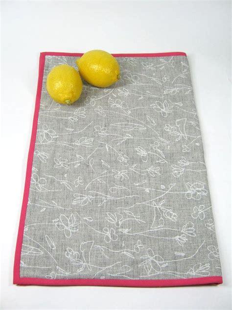 Cloth Dish Drying Mat by Pink Grey Dish Drying Mat Small Kitchen Cloth Pink Kitchen Decor