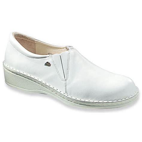 Finn Comfort Newport by Finn Comfort Newport Leather White Happyfeet