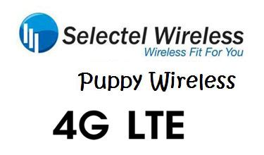 puppy wireless selectel and puppy wireless lte now available prepaid mobile phone reviews